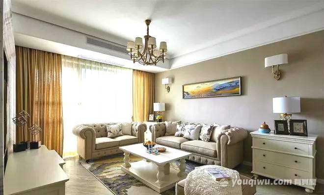 150平米欧式风格装修效果图-杭州莀艺装饰