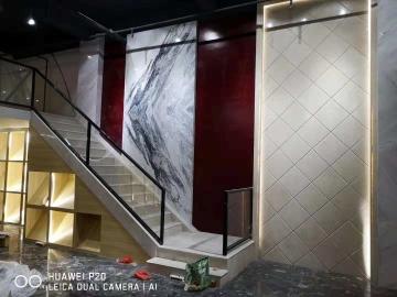 海峡国际建材城云鼎石材店铺装修设计