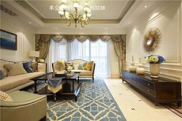 130平米欧式家装设计