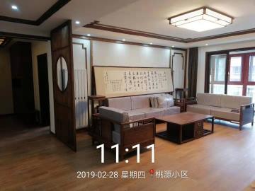 172平四居室中式风格 ...