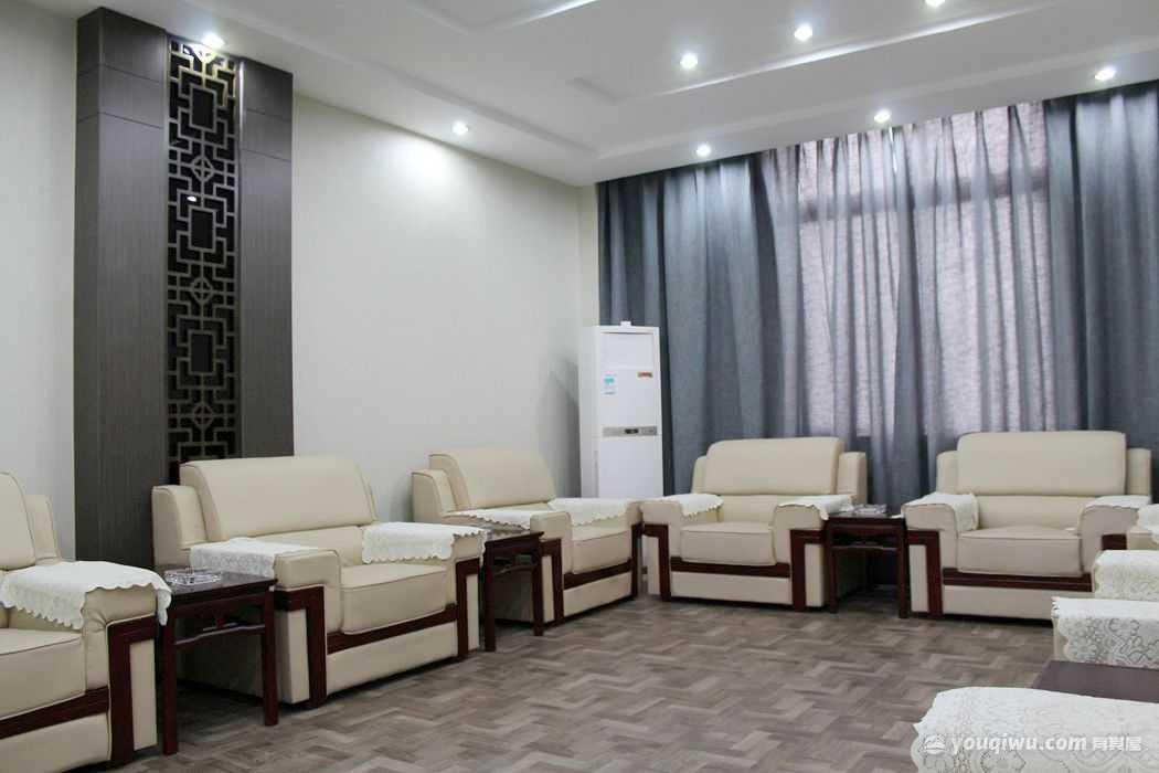 新中式办公室装修