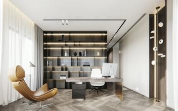 90平二室地中海风格客厅装修效果图