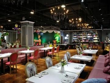 龙之梦亲子餐厅