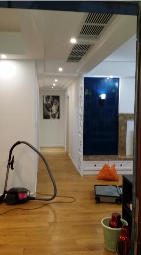 135平四室简约风格装 ...