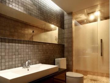 王家湾中央生活区120平三居现代简约风格装修效果图
