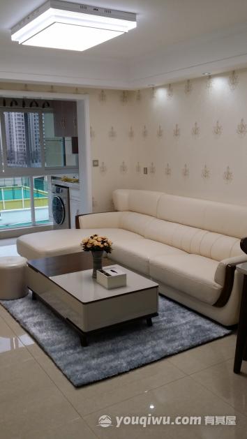 78平三室现代简约风格装修效果图