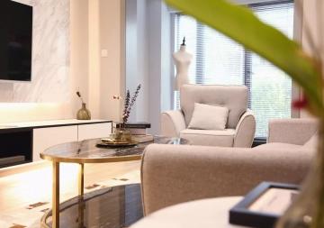 水香二村82平米二居室现代简约风格装修效果图