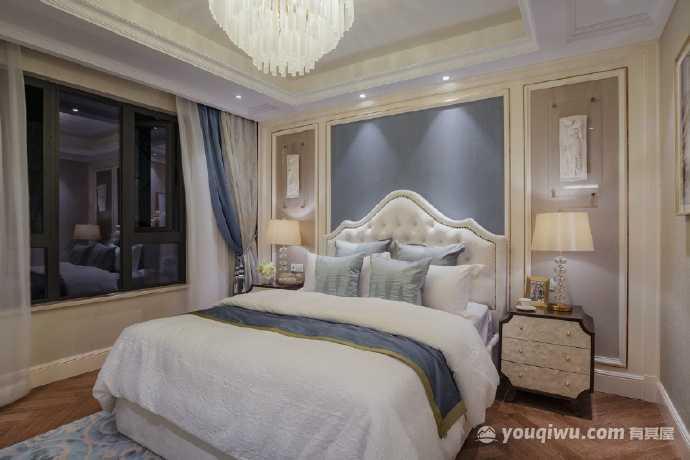【大唐一品装饰】龙腾万都会140平米三居室现代简约风装修效果图