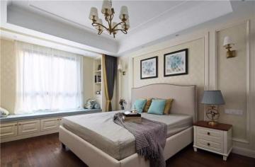 180平三室北欧风格装 ...