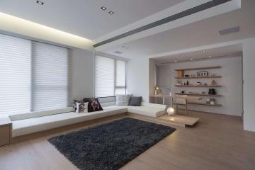 152平四室日式风格装 ...