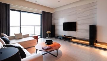 136平三室日式风格装 ...