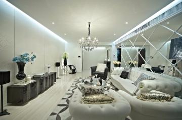 150平四室欧式风格装 ...