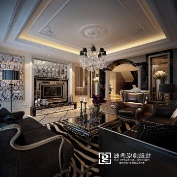 别墅新古典风格装修 ...