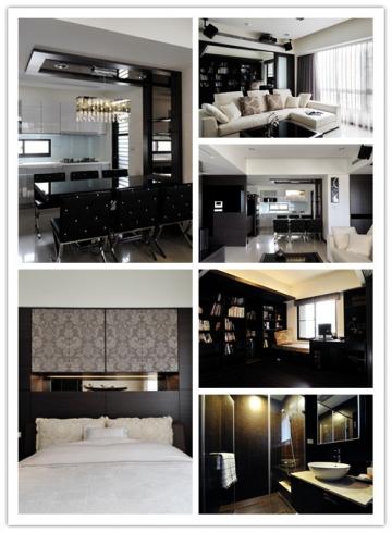 天汇龙城130现代风格 ...