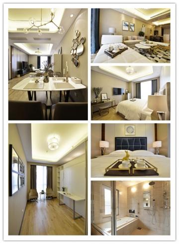 139平四室后现代风格装修效果图