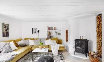 89平两室现代风格装 ...