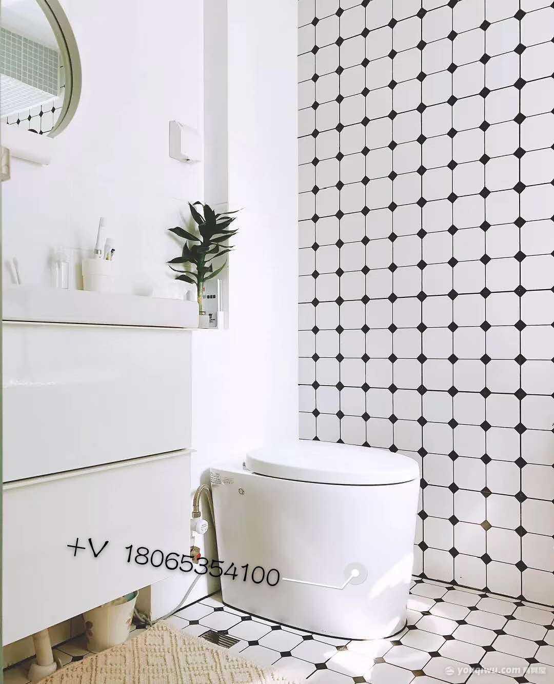奥林匹克花园110平三室现代简约风格装修效果图