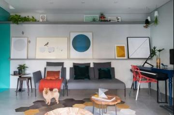 北欧风格二居室,慢享生活的低语