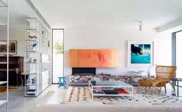 125平三室北欧风格装修效果图