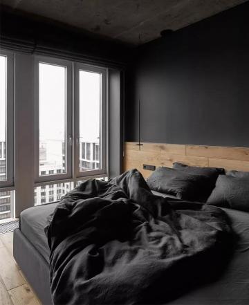 现代风格一居室,小空间的灵动与实用