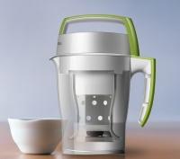 九阳豆浆机怎么用 全营养豆浆制作法