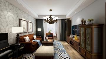 二室现代风格装修