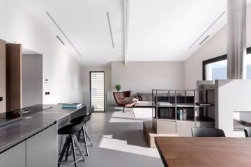 78平二室现代简约风格装修效果图