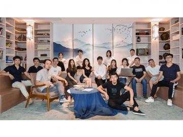 华翔设计团队办公空间