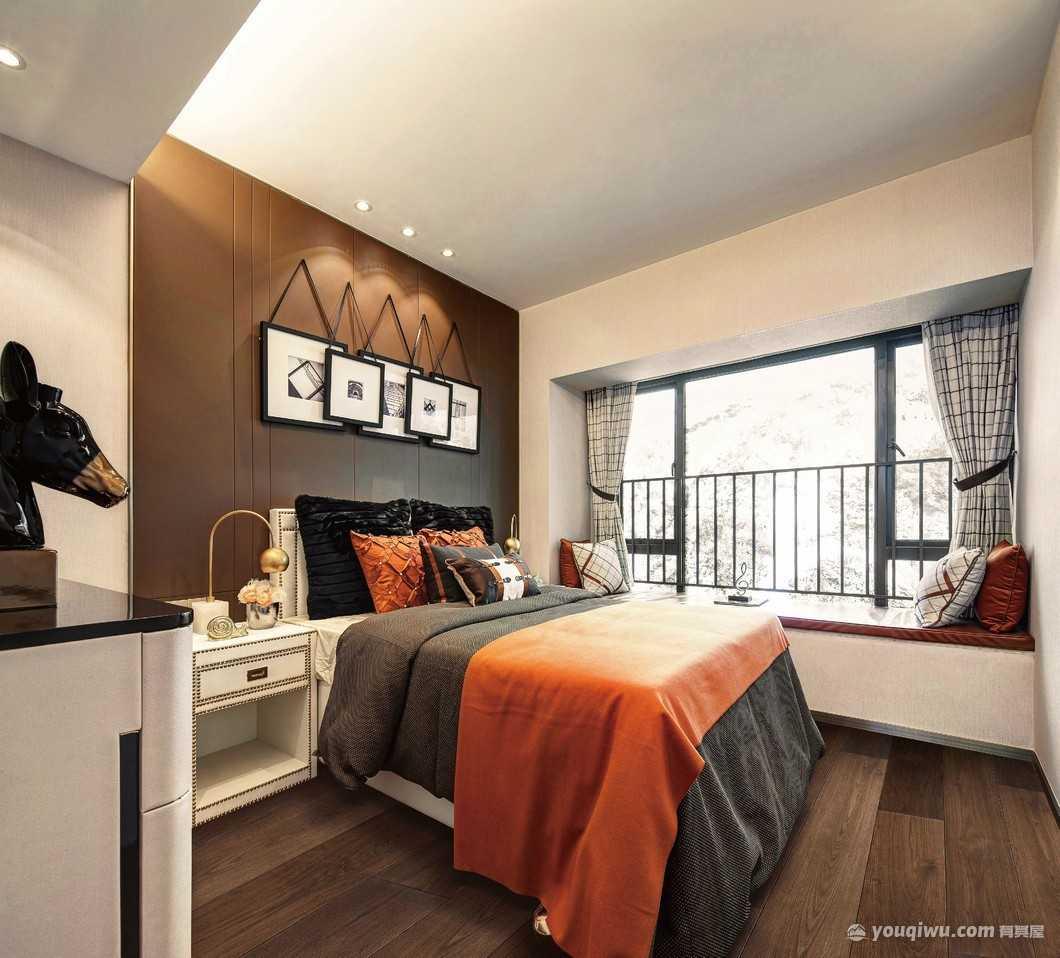 星耀天地165平三室混搭风格装修案例