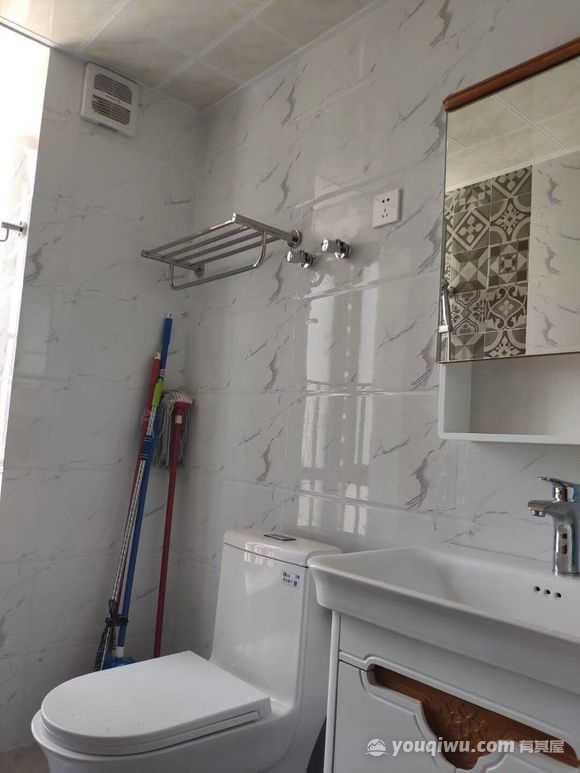 56平两室现代简约风格装修案例