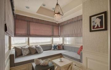 新庄新苑140平米美式装修风格装修案例