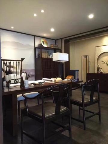 旭日凤凰城200平复式混搭风格装修案例