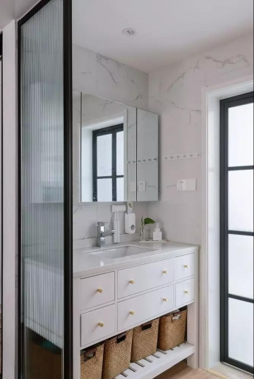 69㎡舒适2室2厅北欧风格装修案例