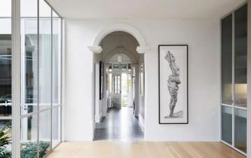 191平別墅現代簡約風格裝修案例