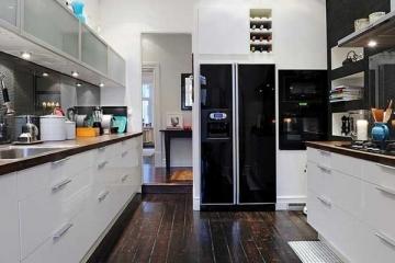 家装厨房设计效果图