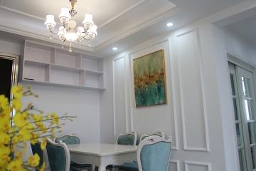 佛山禅城 珠江罗马新都客厅