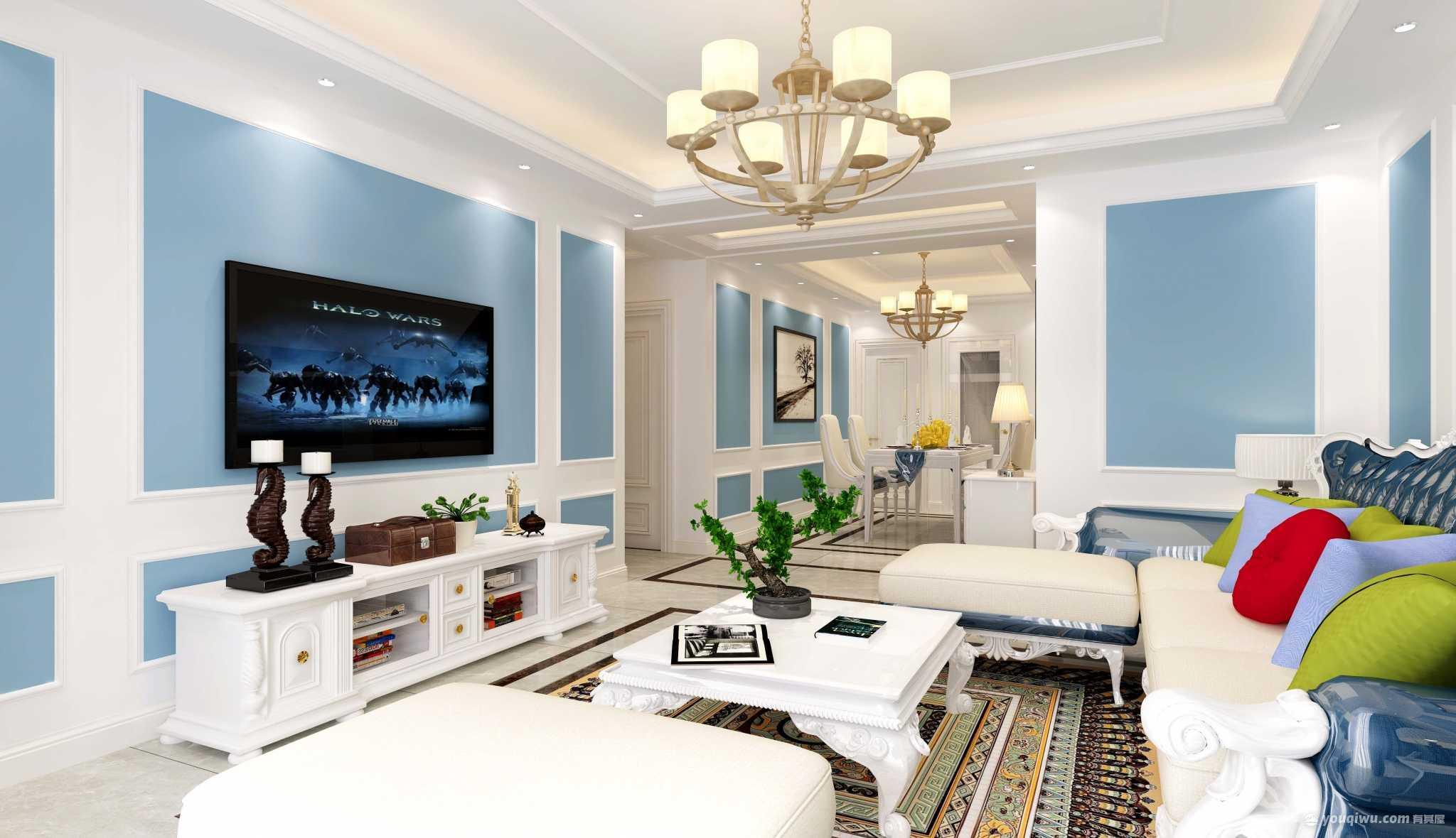 家装风格免费量房三室二厅全包