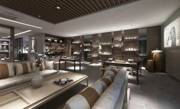新中式风格-茶艺馆