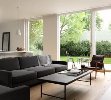 现代风格三居室,姿 ...