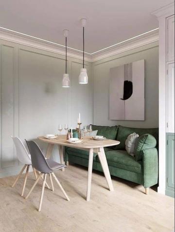 北欧风小户型家居设计