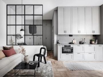 40平公寓装修效果图