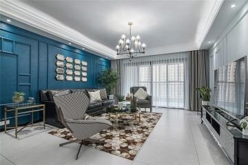恒大新城 美式 四居室 140平  16.8万