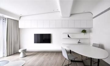 家装电视墙设计效果图