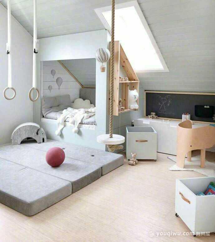 创意儿童房设计