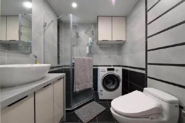 洗衣机放卫生间,哪 ...