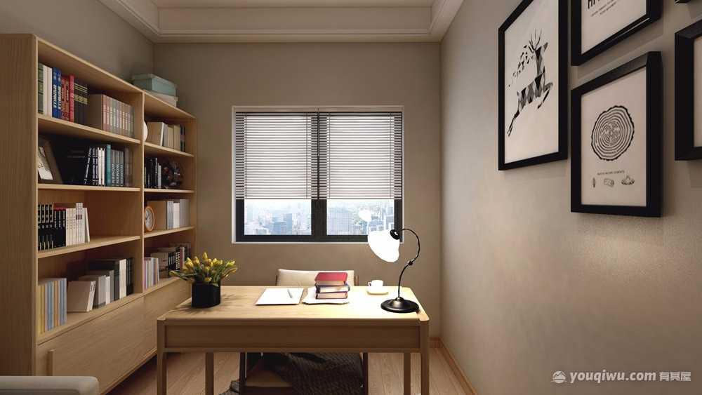 84平米日式风格二居室造价14万