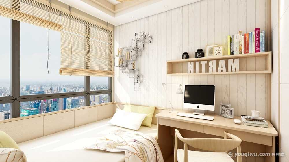 104平米日式风格二居室造价15万